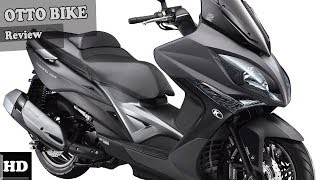 6. HOT UPDATE !!!2018 Kymco Xciting 400i ABS Scooter Price & Spec