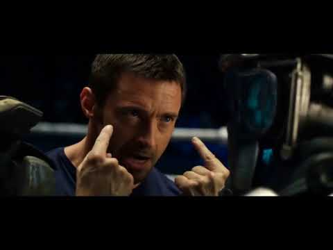 Real Steel | Atom vs Zeus Eng Dub | HD