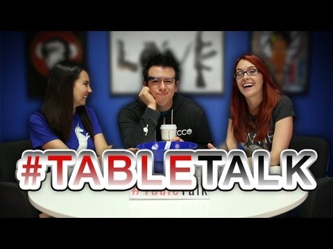 Life After Death, and Video Game Romance! #TableTalk