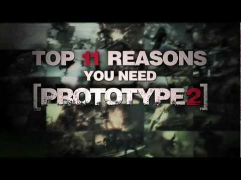 Prototype 2 Trailer Gives You 11 Reasons Why It's Great