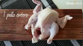 Cómo hacer pollo al horno