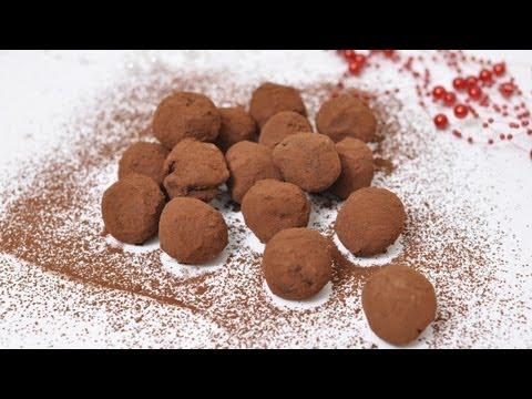 рецепты шоколадных конфет фото