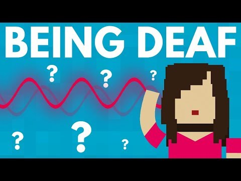 What Is It Like To Be Deaf?