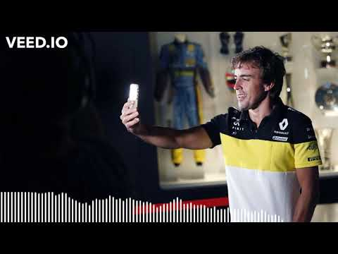 Fernando Alonso interview about his F1 2021 return