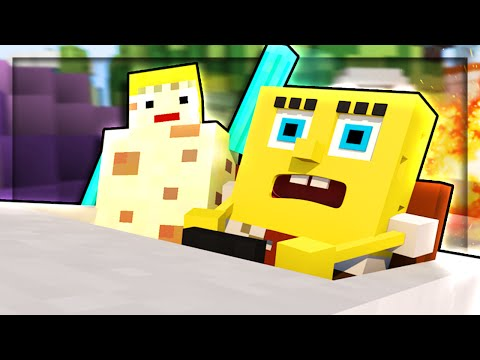 Minecraft SpongeBob - BOATING SCHOOL! (Minecraft Roleplay) #6