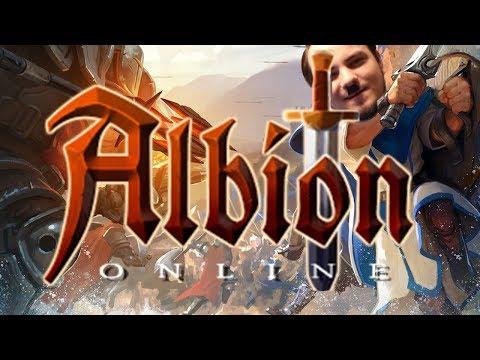 Мэддисон стрим в Albion Online #1