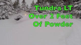 5. Tundra LT In DEEP POWDER