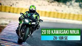 8. 2018 kawasaki ZX10R SE |Tech Specs & Features