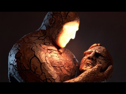 Fantastic Four Full Game Movie All Cutscenes Cinematic