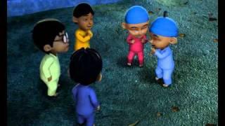 Download Video Upin & Ipin - Kisah Dua Malam (Bah. 1) MP3 3GP MP4