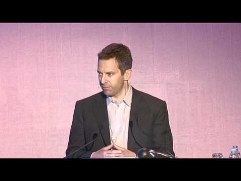 Harris - A Celebration of Reason - 2012 Global Atheist Convention 13-15th April - Melbourne Convention Exhibition Centre Presented by the Atheist Foundation of Austra...