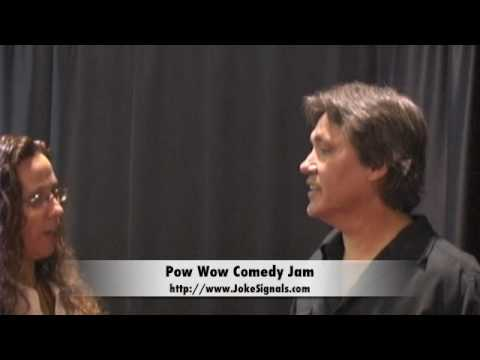 RezStyle - Kimberlie Acosta talks with Marc Yaffee of Pow-wow Comedy Jam