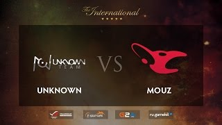 unknown.xiu vs Mouz, game 1