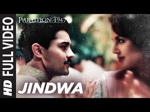 Jindwa Full Video Song | Partition 1947 | Huma Qur
