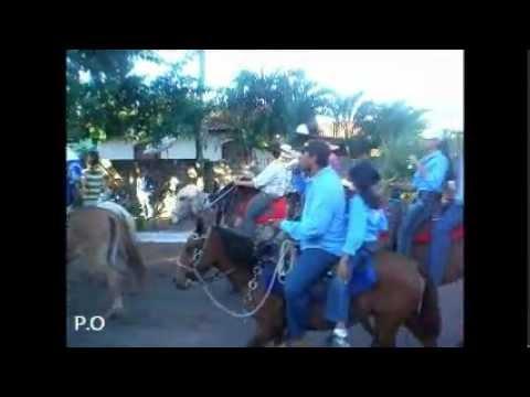 Cavalgada em Fazenda Nova - Goiás