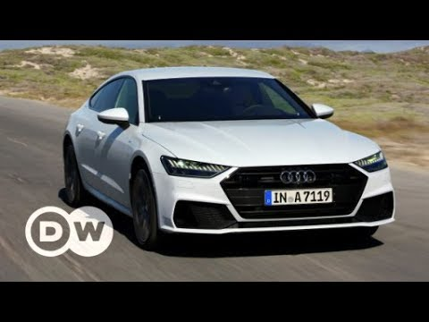 Audi A7 / In der Praxis - Fahrpräsentation | DW Deutsch