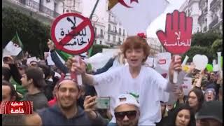 Le régime panique face à un peuple pacifique !