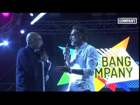 Sergio Muniz - Radio Company Live