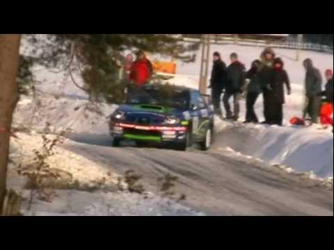 Rajd Magurski 2007 - highlights by RallyAddict