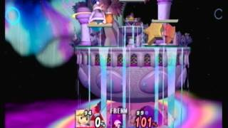 Repost: But this is to anyone out there who doesn't realize Toon Link has one of the best recoveries in PM.