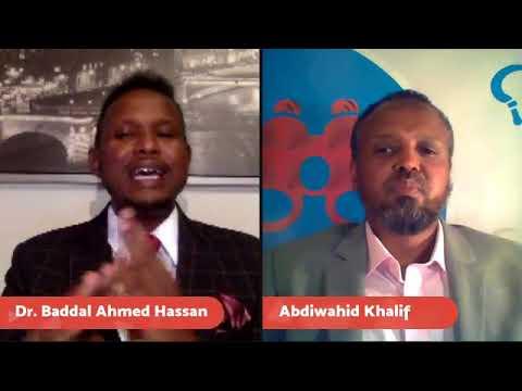 Dr. Badal Ahmed Hassan oo ka hadlaya mustaqbal ONLF, CMC iyo Jigjiga