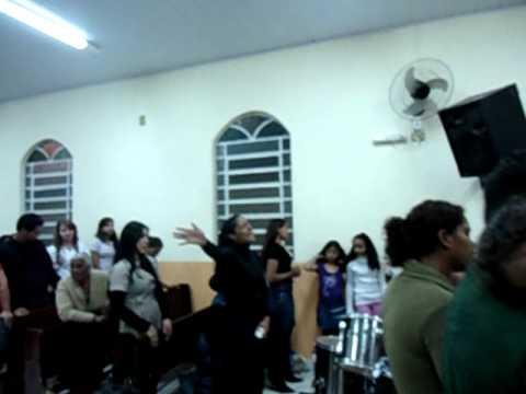 pastor marcelo pregando em galia  sp  asmbleia de Deus ministerio de madureira