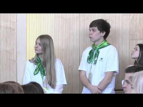 Самарская молодежь открыла мир личных финансов в Поволжском банке