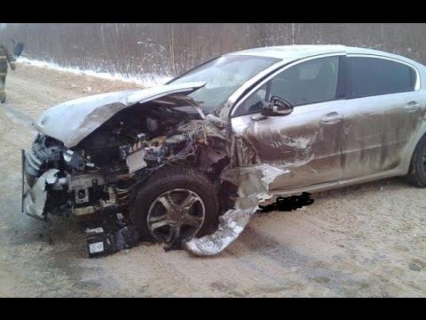 Новая подборка аварий и дтп  от 23.02.2016