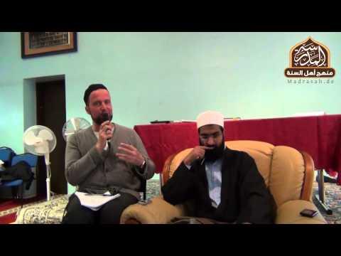 Die Fiṭra [die menschliche Natur] und die Lehren des Islams -  Scheich Mohammed Aslam