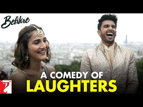 A Comedy of Laughters | Behind The Scenes | Befikre | Ranveer Singh | Vaani Kapoor