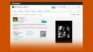 DJ Black YouTube video