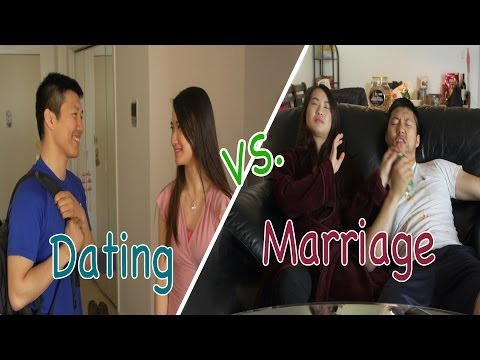 Dating Vs. Marriage