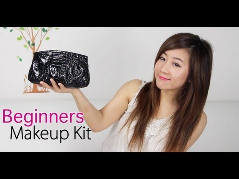 Starter Makeup Kit for Beginners