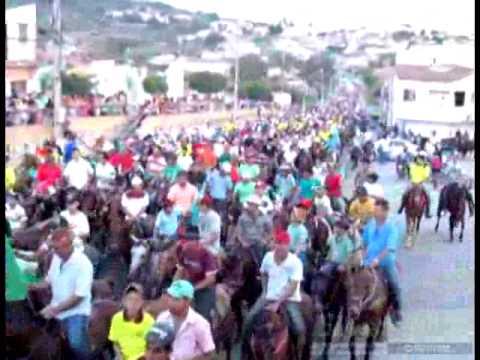 Procissão de São Cristóvão, Santana do Ipanema - 29/09/2011