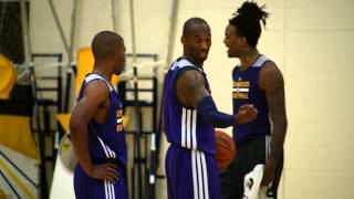 Best of Phantom: Los Angeles Lakers Practice