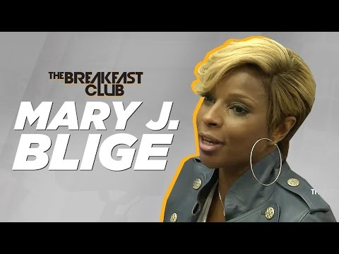 Download Mary J Blige Interview At The Breakfast Club HD Mp4 3GP Video and MP3