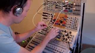 GOLT! Basic Acid Patch, Modular Synthesizer