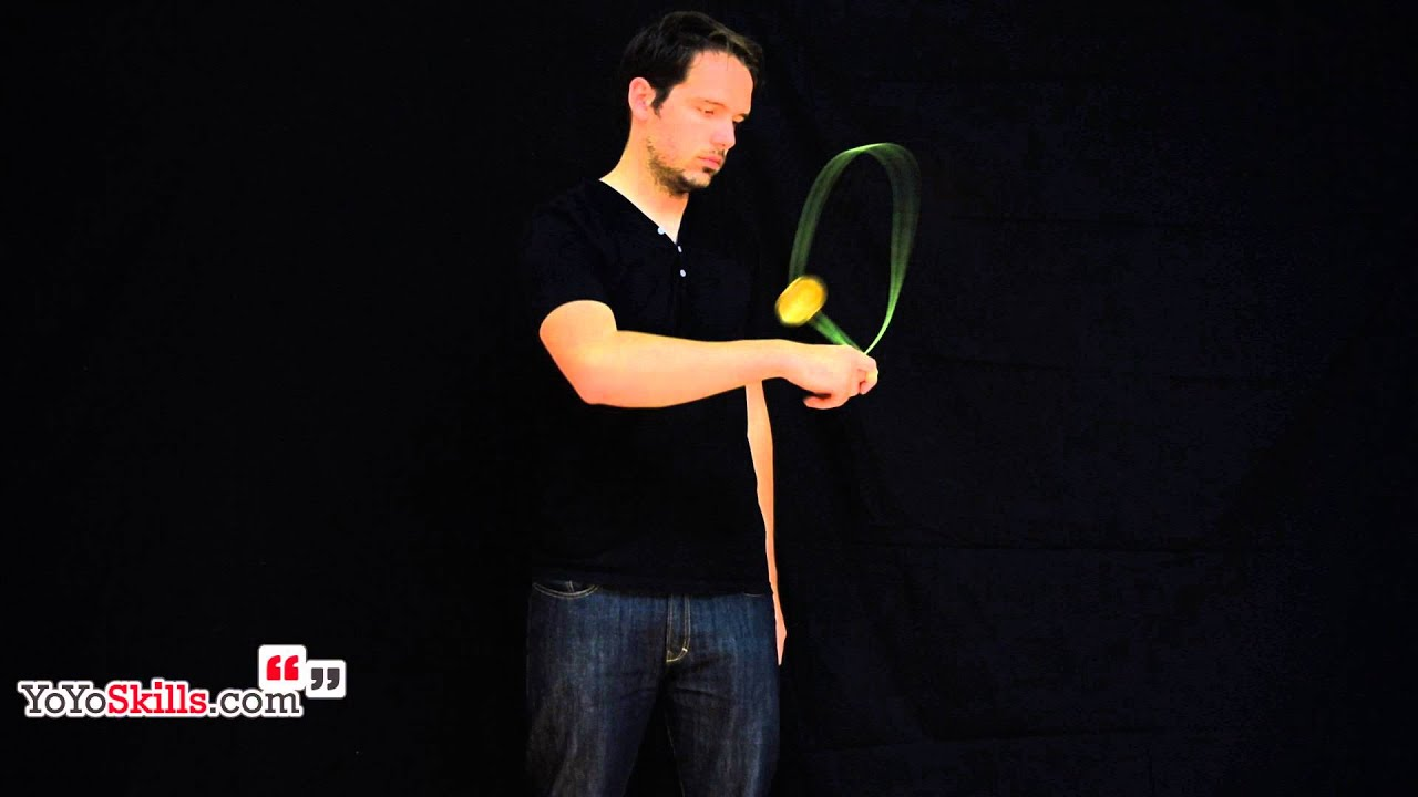YoYoSkills Tutorials: Revolutions- Intermediate Yo-Yo Trick Tutorial from Sam Green