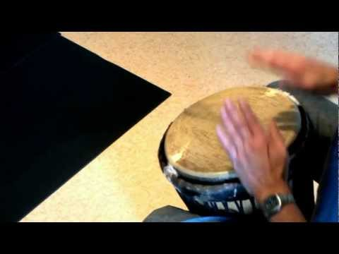 Djembe rhythms and grooves part 4, Kakilambe and Kono (The Gambia)