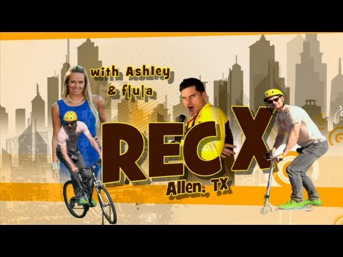 Rec X (f. Flula) - The Edge Skate Park