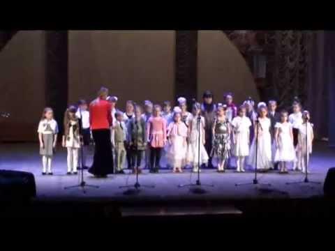 Зимний отчетный концерт 2011-2012