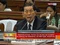 Prosekusyon, tutol sa hiling ng kampo ni Enrile na manatili sa PNP Gen. Hospital