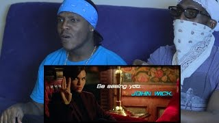 John Wick: Chapter 2 Official Trailer – 'Wick Goes Off' Reaction