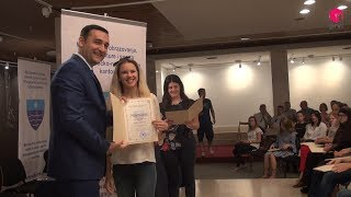 Nagrađeno 79 najboljih učenika u HNŽ-u