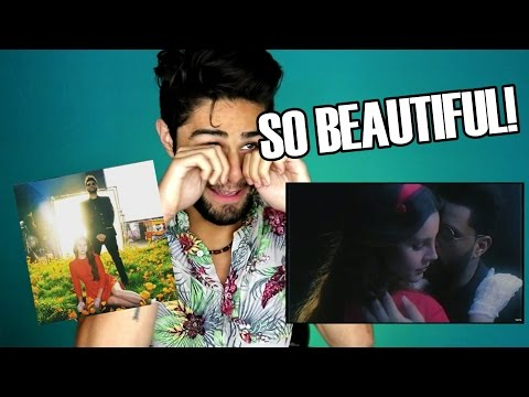 LANA DEL REY - LUST FOR LIFE ft. THE WEEKND MUSIC VIDEO (REACTION)