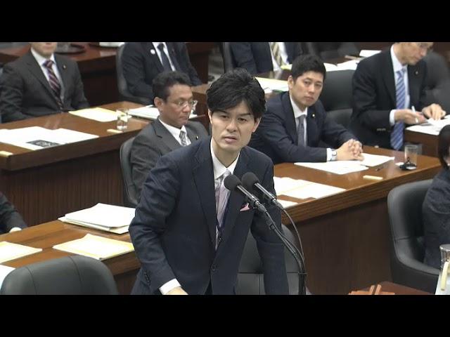 柚木道義・希望の質疑BlackBox「決裁書が残ってる」12/5衆院・法務委員会