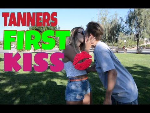 TANNER'S FIRST KISS!?