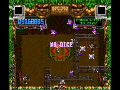 Super Smash T.V. Super Nintendo