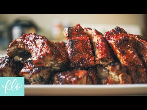 Finger Licking Baby Back (Pork) Ribs in 30 Minutes – Pressure Cooker Recipe