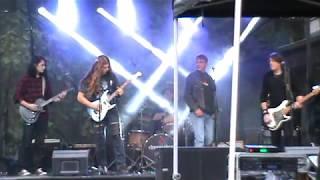 Video Chupacabra Pardubice 2017 - Padlí Andělé LIVE